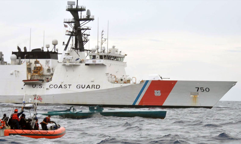 Logistic support, surface & coast guard