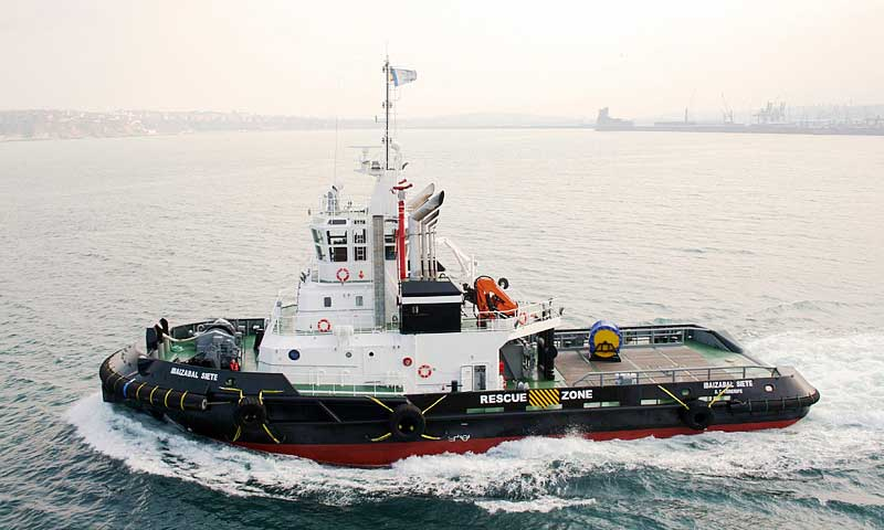 Tugs and Workboats